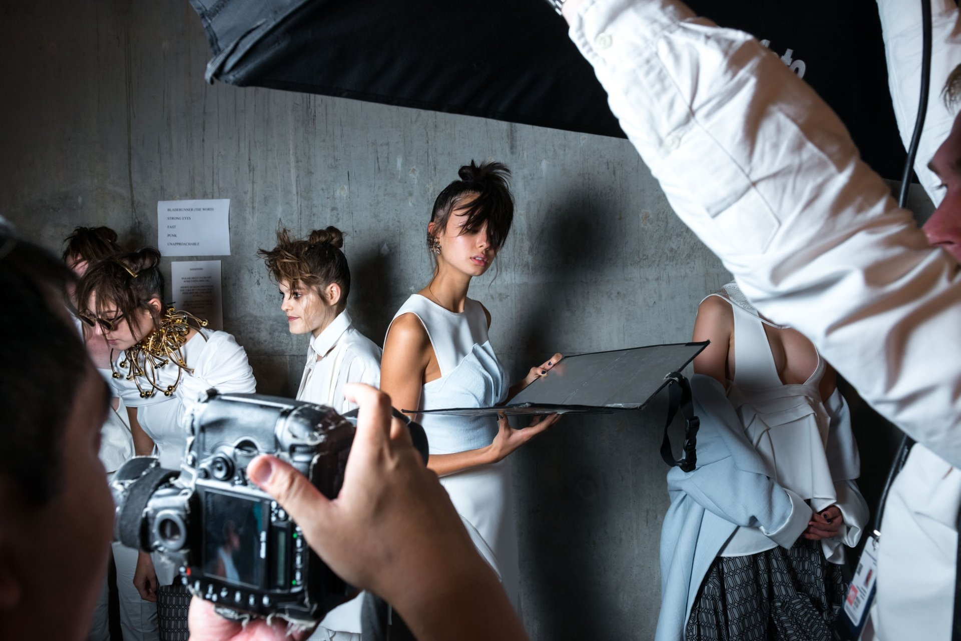 Backstage Photography